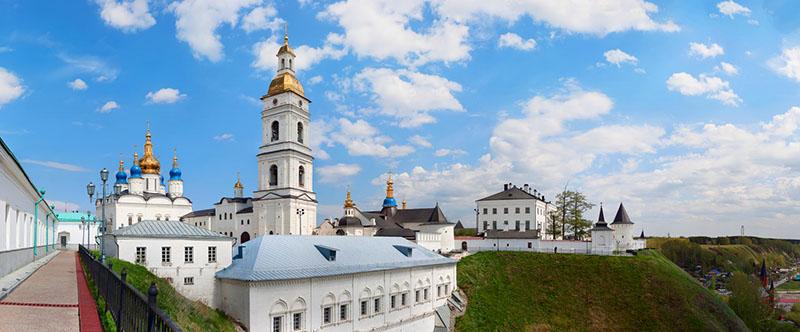 экскурсионные туры в Тобольск из Екатеринбурга