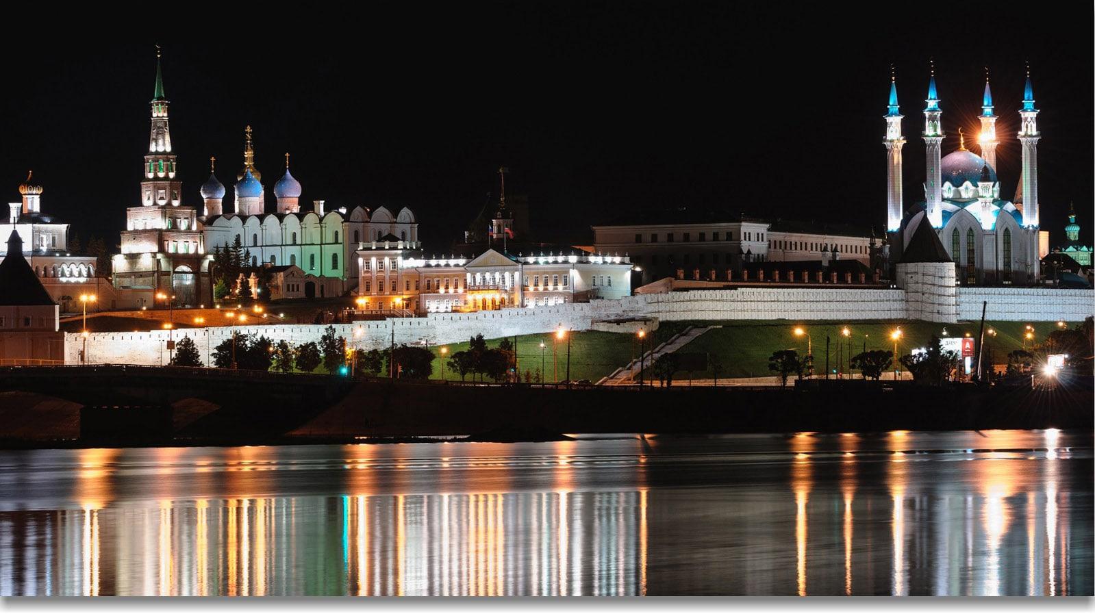 Экскурсионный тур  РАИФА - КАЗАНЬ - СВИЯЖСК - ЙОШКАР ОЛА